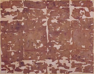 世界最早的军用地图_度哥世界之最