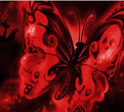 """庄周曾亲眼目睹""""鬼美人""""蝴蝶后深深迷恋上了""""鬼美人"""",甚至把它作为"""