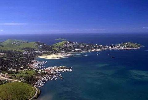 世界最高的岛屿 新几内亚岛