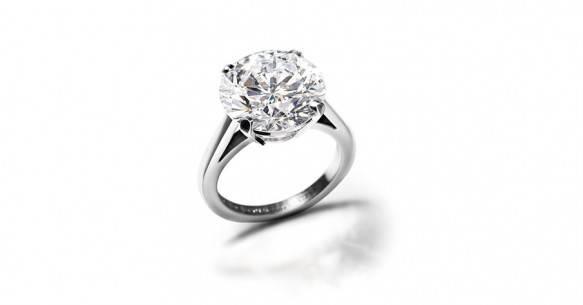 世界十大最贵的订婚戒指
