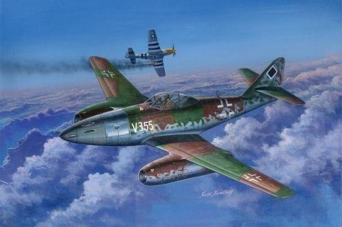 世界最早的喷气式战斗机