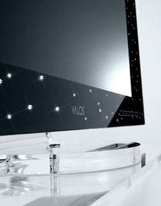 世界最贵的电视机 Yalos