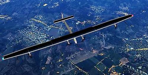 世界最早的太阳能飞机 太阳一号 世界之最