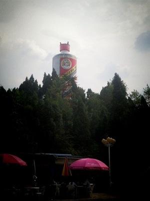 <a href='http://www.meihuhu.com/shijiezuida/' target='_blank'>世界最大</a>的酒瓶