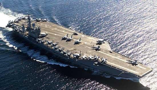 世界上最大的航空母舰