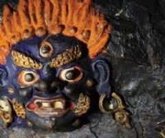 世界海拔最高的石窟 查拉路甫石窟
