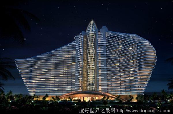 中国目前最高级的七星级酒店,红树林费尔蒙酒店最多的拥有800间客房