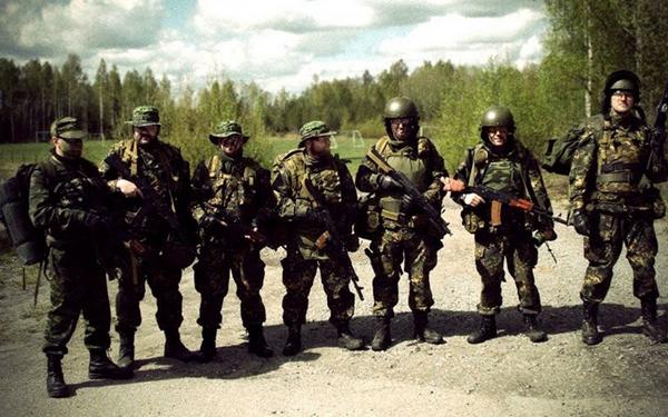 世界十大特种部队第二位:阿尔法小组