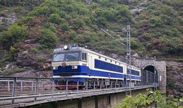 韶山风景区隧道