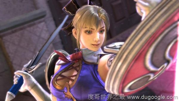 格斗游戏里十大最性感的女性角色