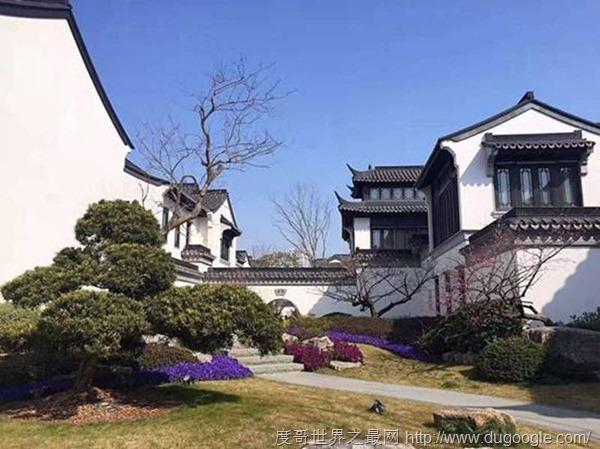 全球最贵房产,融创中国的苏州桃花源1.54亿美金创豪宅世界纪录