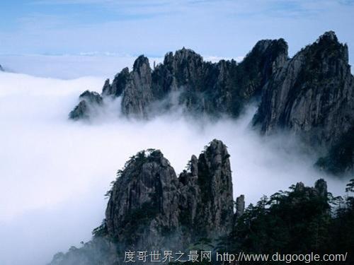 四川最美的10座山峰 四川最美十大山峰