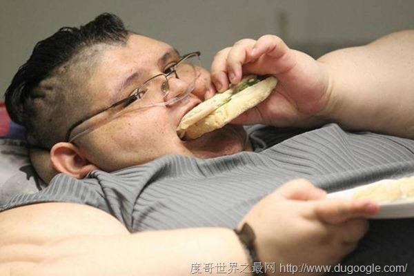 全球最胖的男子体重1000斤,Juan Pedro Franco欲接受手术减肥