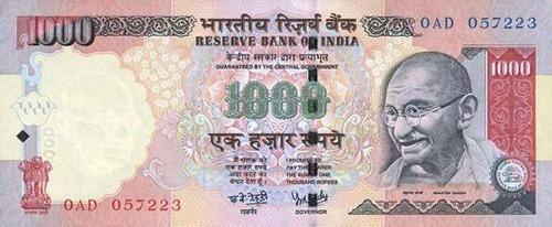 单张钞票简笔画