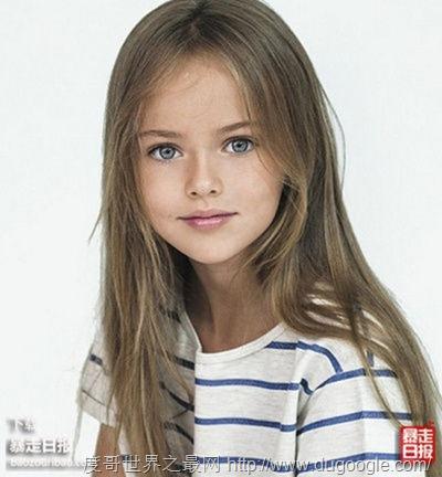 世界上最美的女孩 世界第一美少女克里斯廷娜碧曼诺娃