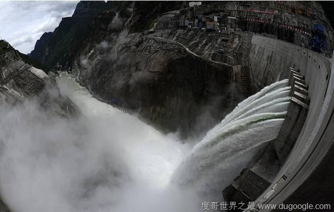 雅砻江锦屏双曲拱坝创吉尼斯世界纪录认证最高的大坝