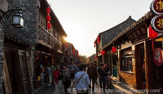 中国人气最高的20条城市历史文化街巷