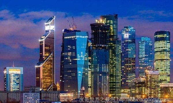 欧洲第一高楼 俄罗斯联邦大厦中国建造 造价5800万美元