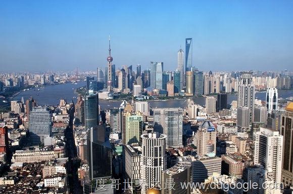中国十大城市排名,2016年中国一二三四线城市名单