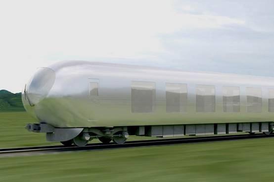 日本女建筑家妹岛和世为西武集团设计新型特快列车