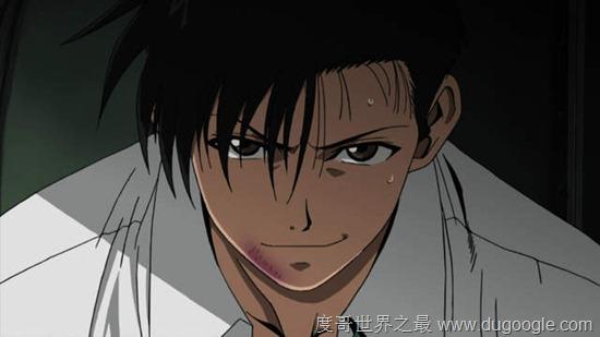 反英雄日本动漫角色票选坏坏的黑暗系主角排行榜