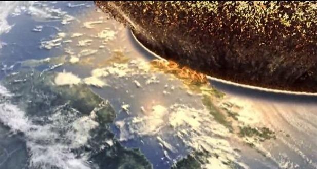 若直径500公里的陨石砸地球 你还有机会逃生吗?