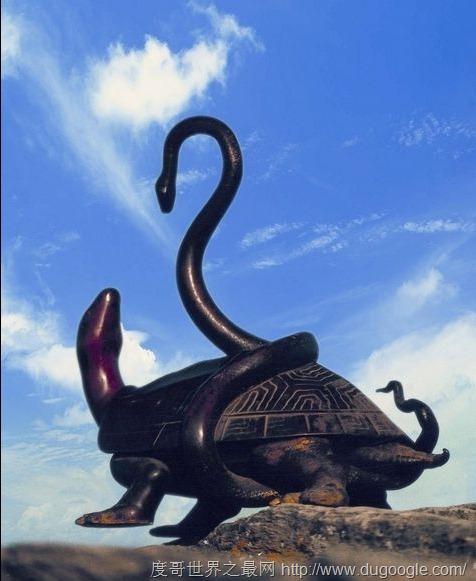 中国历史上流传的九大神兽