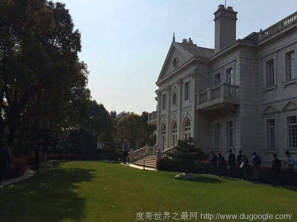 中国最著名的别墅 中国十大最美别墅项目盘点
