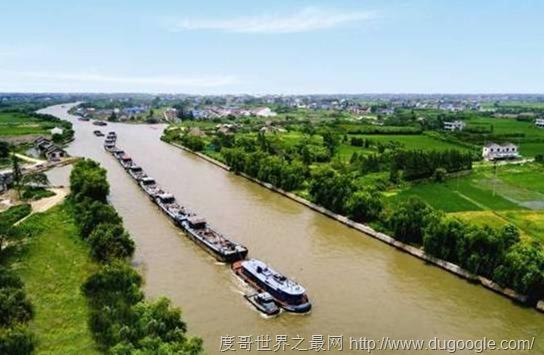 世界上最长的人工运河,京杭大运河