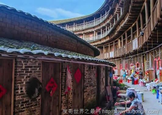 中国最具代表意义的十大土楼