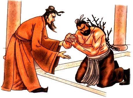 负荆请罪的主人公是谁 负荆请罪的典故