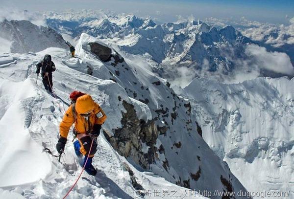 中国最漂亮的十大名山,黄山泰山上榜