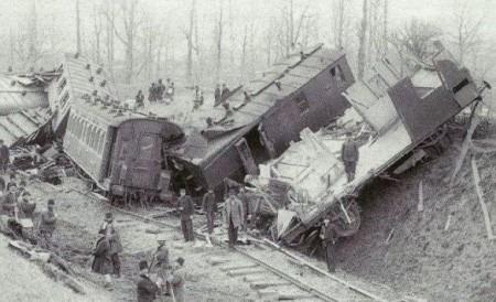 世界十大最致命的火车事故
