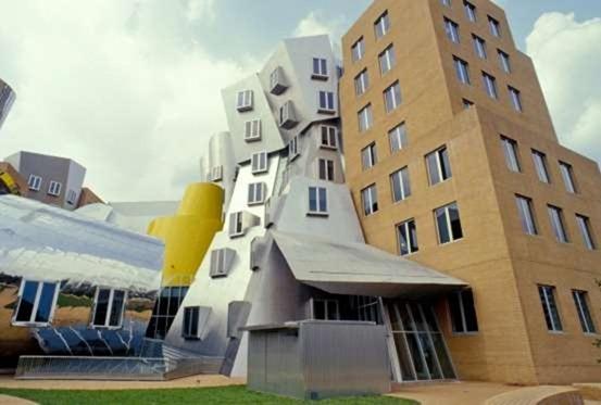 全世界20个形状奇怪的建筑物(5)