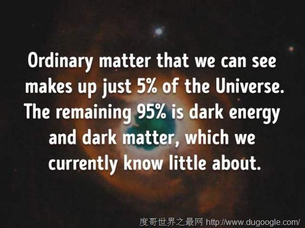 关于宇宙的12个趣闻,中子星的密度宇宙最高?