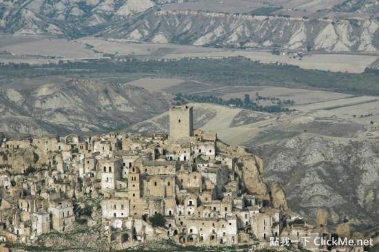 世界上19个被遗弃的美丽废墟