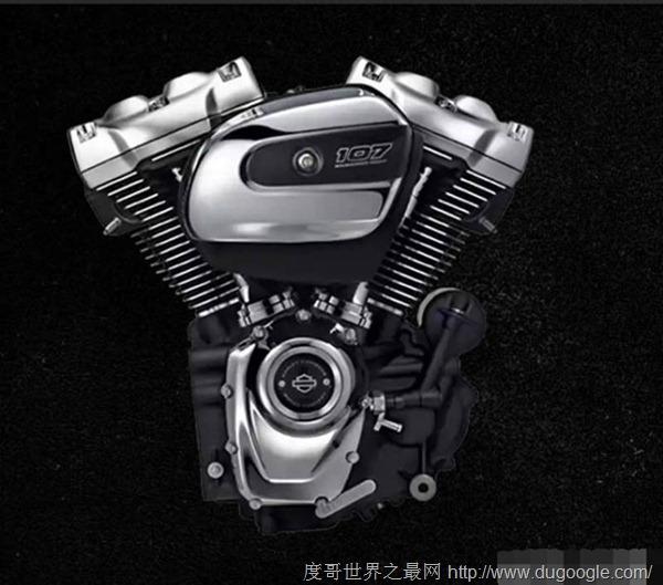 世界最贵的哈雷摩托车 售价59万搭载V型双缸发动机