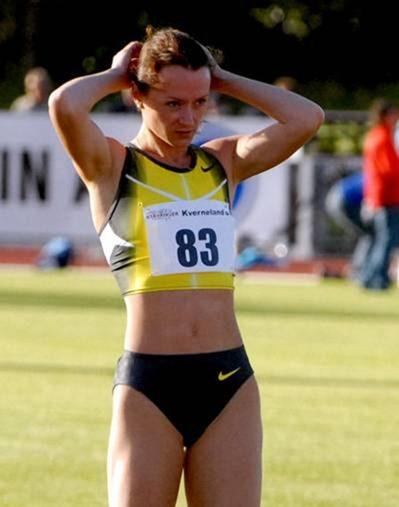 女子跳高的世界纪录保持者斯蒂夫卡·科斯塔蒂诺娃