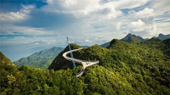 世界上六大奇怪桥梁