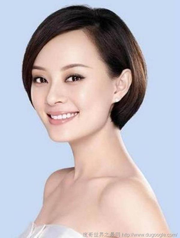 娱乐圈十大最干净的玉女明星,赵丽颖才第八