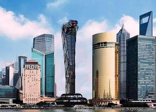 世界上最酷炫的大楼,亚洲眼镜蛇大厦