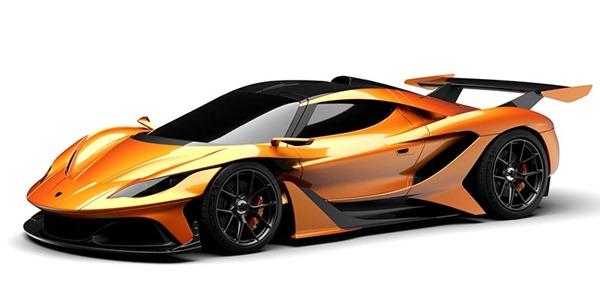 阿波罗日内瓦车展推出灵感来自鲨鱼的全新超跑Apollo Arrow
