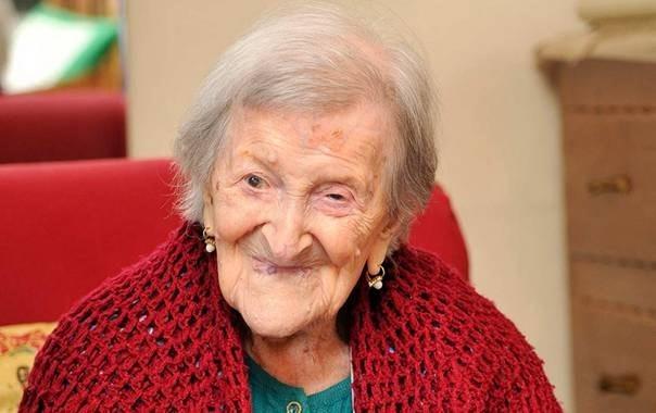 世界最年长老人Emma117岁高龄离世