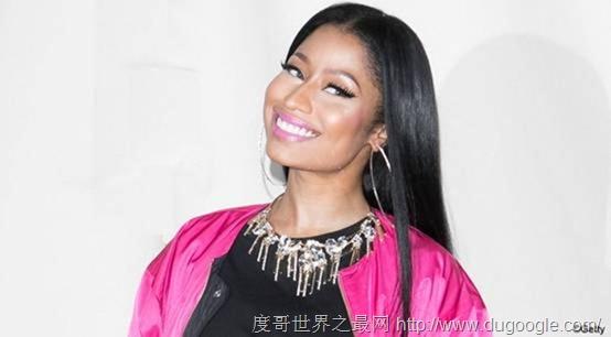 妮琪米娜(Nicki Minaj)刷新公告牌排行榜世界纪录