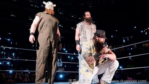 WWE最受欢迎三人组合,第三女子组最高颜值
