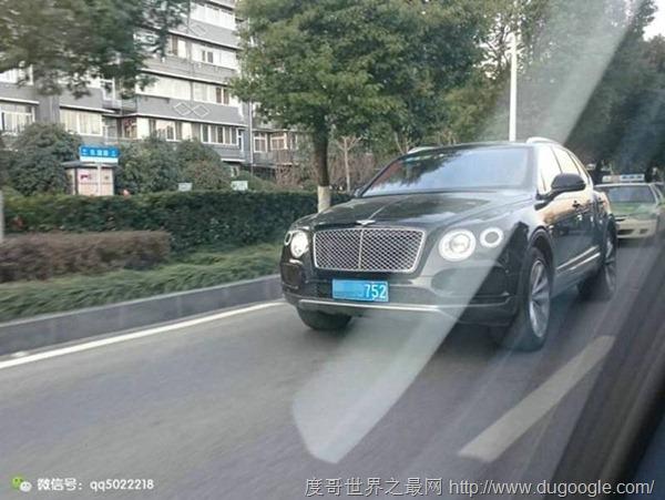 全球最贵的奢华SUV,中控台一个钟表就相当于3辆奥迪Q7