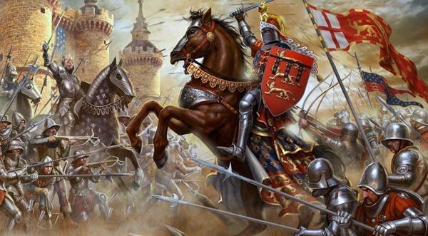 世界上历时最长的战争 英法百年战争