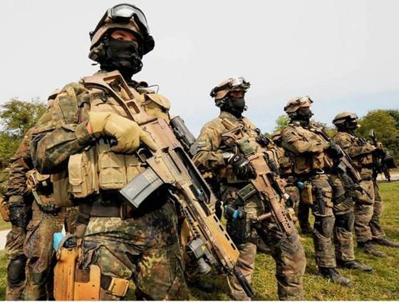 世界十大特种部队 美国海豹突击队排名首位