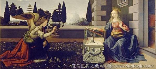 达芬奇的作品大全,达芬奇最著名的十大作品