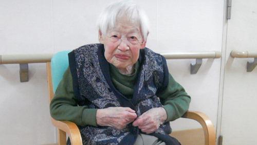 世界最长寿老人117岁生日快乐